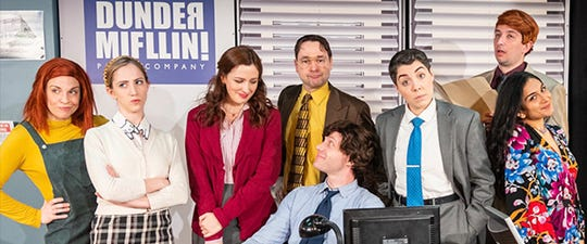 """The Office! A Musical Parody"" will bring all the Dunder Mifllin inside jokes to the Weidner Center on Jan. 31."