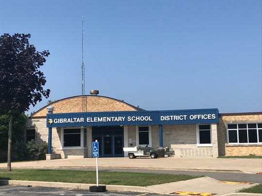 Gibraltar Area School District will receive temporary classrooms while several are under major construction.