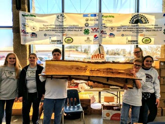Home Builders Association of Great Falls helps build local business and local students