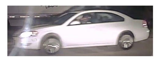 Metro Crime Stoppers is looking for anyone who may have been in this Impala. They may have information about a May 19 homicide in Hattiesburg.