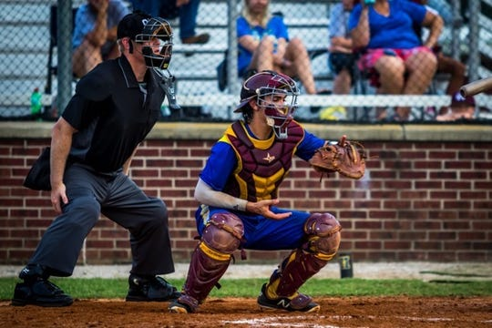 Brandon Boxer has been a big addition behind the plate as a midseason pickup on the Henderson Flash's roster at catcher.