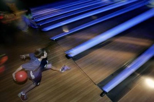 Pinheads in Fishers is one of many places in the area where you can throw a bowling party.