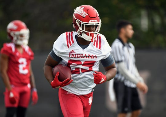 Running back Ronnie Walker was the highest-rated player in IU's 2018 recruiting class.