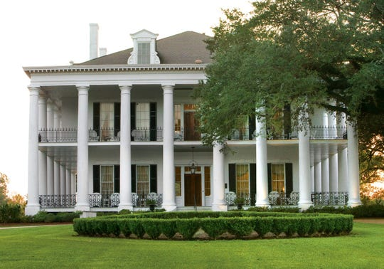 Dunleith Plantation in Natchez was built in 1856 and was previously operated as a commercial bed and breakfast facility since 1976. Dunleith, which has been closed, was a venue used for weddings and large parties throughout the years, according to the Natchez Democrat.