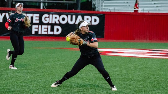 USA Softball plays against Scrap Yard Fast Pitch at Yvette Girouard Field at Lamson Park Tuesday, July 23, 2019.