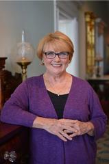 Retiring Decorative Arts Center of Ohio Executive Director Elizabeth Brown