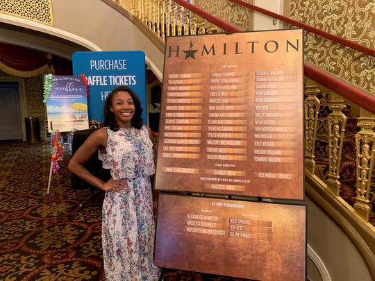 "Nikisha Williams, 30, tours with ""Hamilton: An American Musical"" as the understudy for all three Schuyler sisters and a part of the ensemble. Williams joined ""Hamilton"" in October 2018, two years after she left her choir director position at White Station High School."