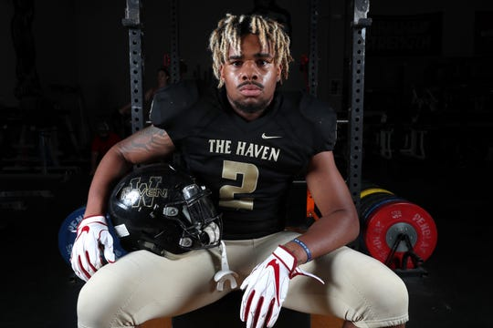 Whitehaven's Martavius French is No. 7 on the Commercial Appeal's Dandy Dozen.