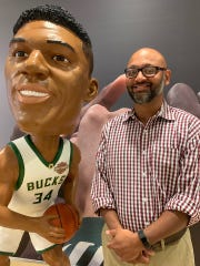 Arvind Gopalratnam is the executive director of the Milwaukee Bucks Foundation.