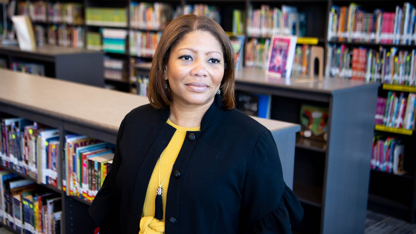 Adrienne Battle wants to be Nashville's next long-term superintendent