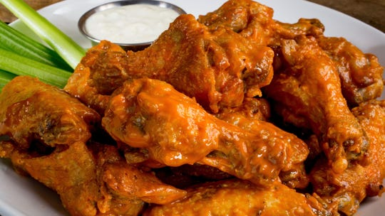 Bokamper's will be offering 79-cent wings in celebration of National Chicken Wing Day.