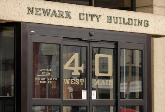 Newark City Municipal Building