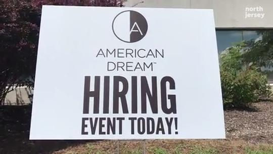 American Dream Job Fair at Bergen Community College in Lyndhurst
