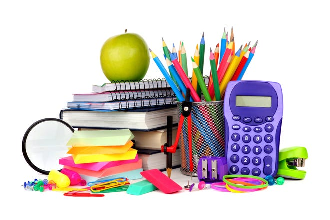 The Las Cruces Public Schools just released these supply lists for elementary, middle and high schools in the district.