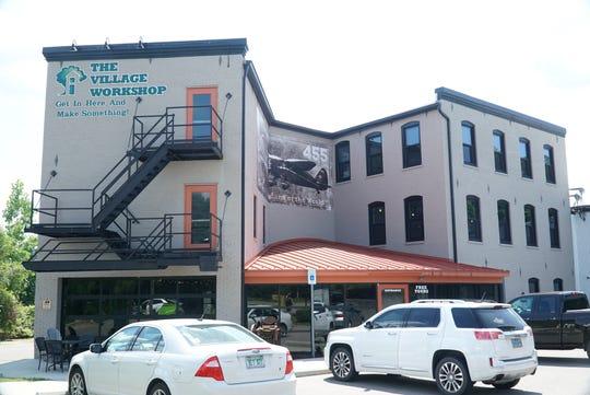 The Village Workshop at 455 E. Cady in Northville.