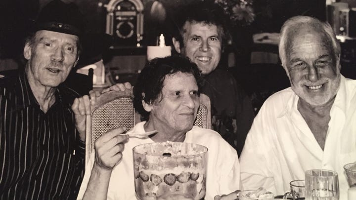 Column: Paul Krassner, disruptive counterculture icon, was a great American. And my friend