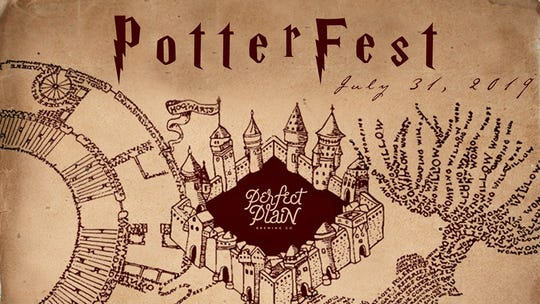 Perfect Plain Brewing Co. will host Potterfest on Wednesday, July 31, all day long from their location at 50 E. Garden St.