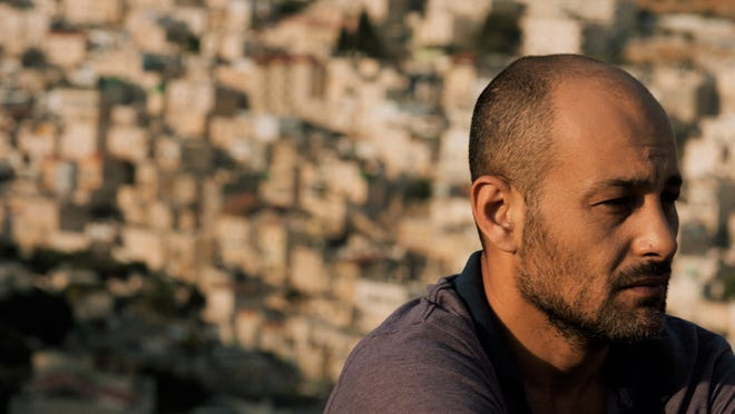 "Adeeb Safadi stars in ""The Reports on Sarah and Saleem."""
