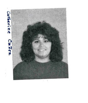 A photo of Catherine Canez from the Miami Unified School District.