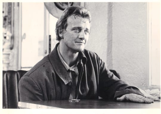 """Rutger Hauer stars in """"The Hitcher"""" (1986)."""