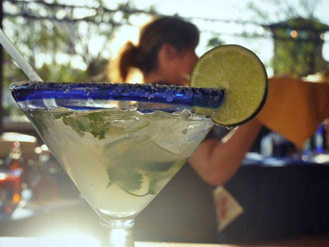 National Margarita Day is on Saturday, Feb. 22.