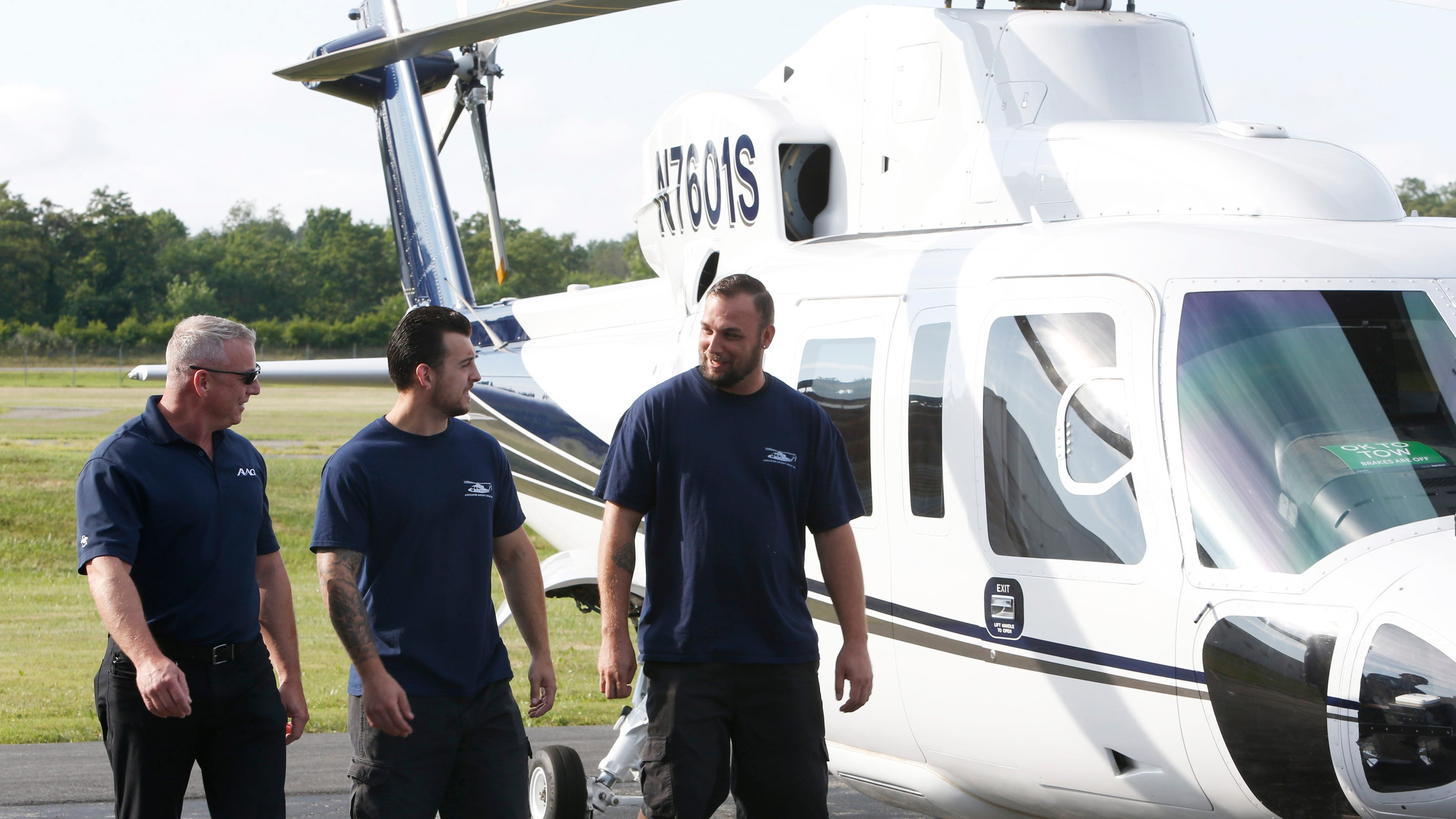 Dutchess plane crash: How helicopter crew performed unlikely