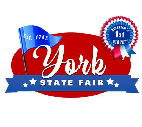 This is one of the logos that will be used for the fair.