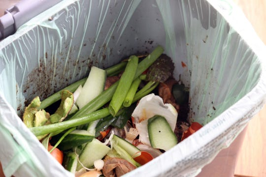Food or food-soiled materials should be kept out of recycling.