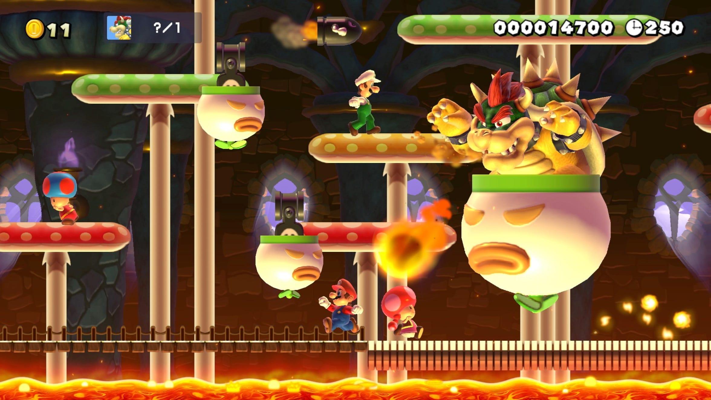 Super Mario Maker 2 for Nintendo Switch.