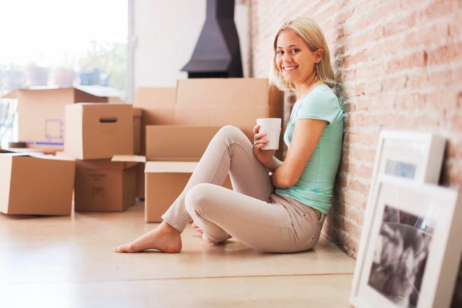 When choosing an apartment, consider how much space you'll need, and make sure that your expectations are realistically aligned with your budget