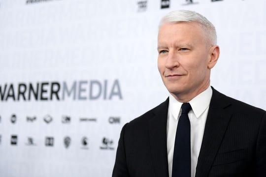 Anderson Cooper will speak at RIT Saturday,  Oct. 19.