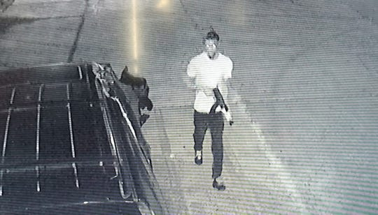 Pictured is a suspect of a business burglary that occurred on July 2, 2019, in the 500 block of West 62nd Street.