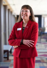 Vice President and Dean of USD Community College for Sioux Falls Carmen Simone hopes that the college's name will invite students from all backgrounds to pursue higher education.