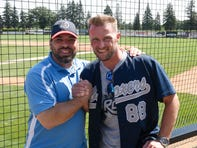 Rox manager reunites with German teammate after 15 years
