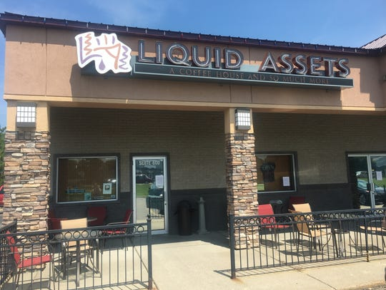 Liquid Assets is pictured Wednesday, July 24 at 1091 Second Street S, Suite 600, Sartell. The coffeehouse closed for business July 20.