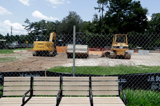 Construction will pave way for South Tallahassee bus stop