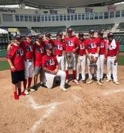 Next Level Baseball 18U won the Perfect Game 18U World Series.