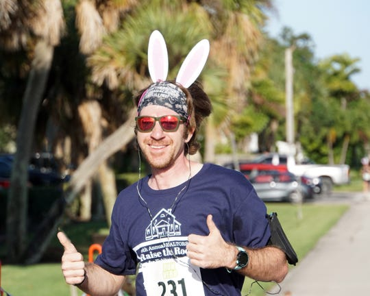 Stevie Ray Stark recently ran in the 10th annual Habitat 5K, organized by Indian River County Habitat for Humanity and the Realtors Association of Indian River County.