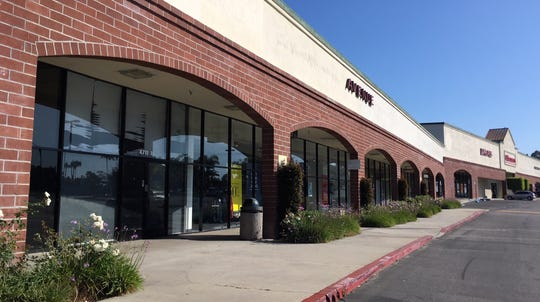 To build a new Aldi, the developers will demolish part of Poinsettia Plaza, at the intersection of Main Street and Telephone Road in Ventura.