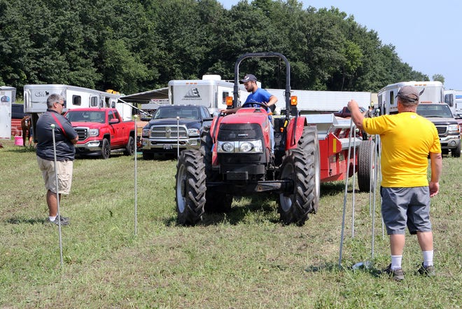 Farm Technology Days will also be the site of theFFA Wisconsin High School Tractor Driving Contest which will take place over three days in the Tractor Driving Arena near the Youth Tent.
