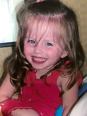Zanesville native Emma Barry, pictured here as a young child, died on July 20 at 17 following a seven-month recovery from complications from a traumatic brain injury. She suffered the injury during a December 2017 car accident on Ohio 345 in Perry County. Those who knew the former Rosecrans student remembered her as a combination of loving, loyal and feisty.