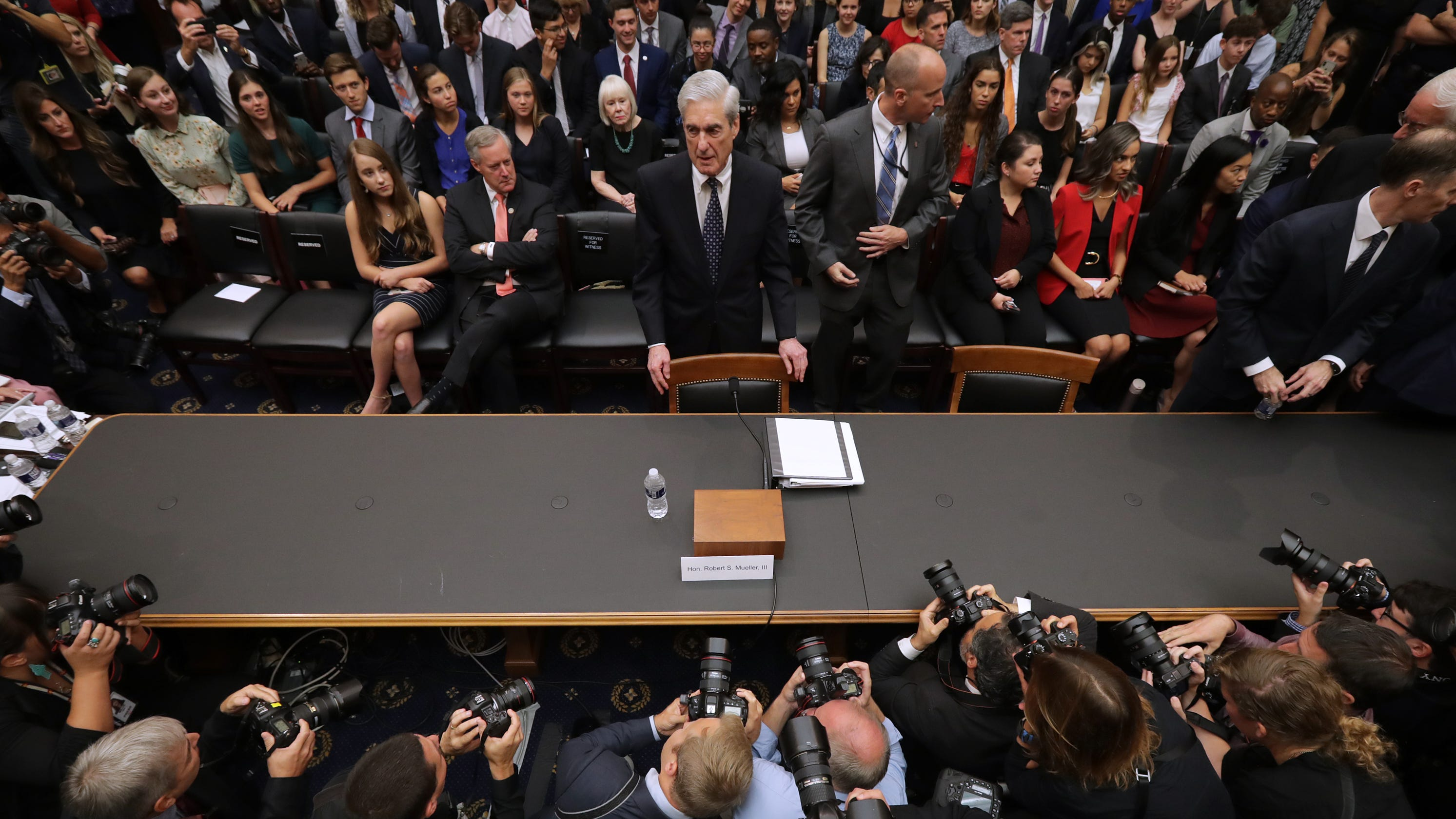 What we learned from Robert Mueller: Seven hours, zero bombshells and everyone declares victory