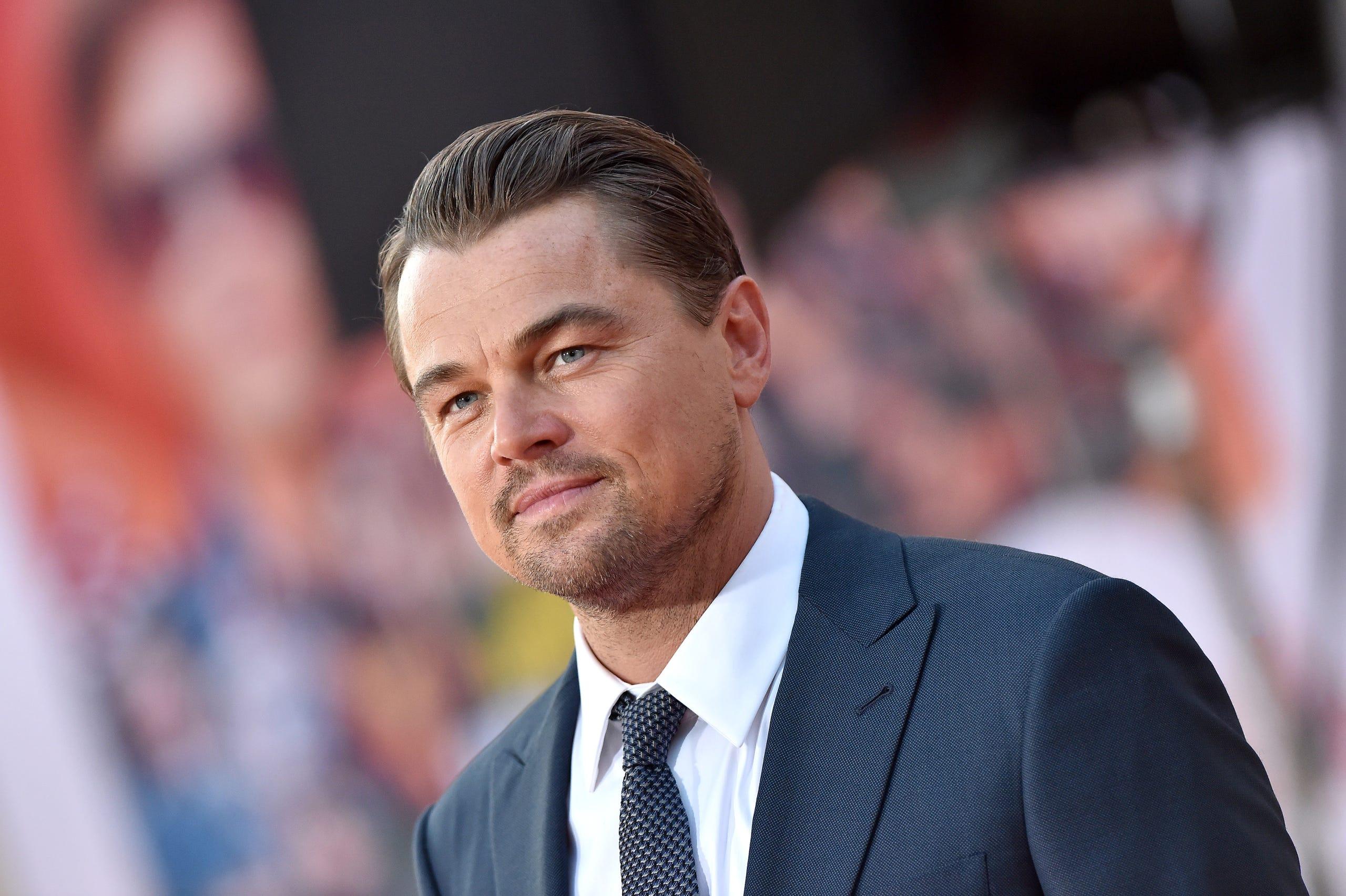 Leonardo DiCaprio: All his best photos through the years