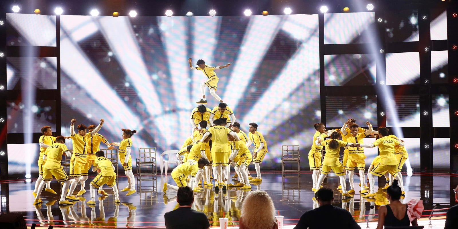 Agt Acrobat Group V Unbeatable Dedicates Act To Fallen Crew Member