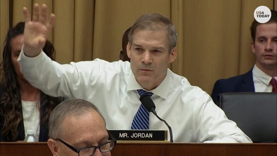 Jim Jordan pushes Mueller on investigating 'how the false accusations started'