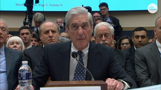"Rep. Jerry Nadler presses Robert Mueller: ""Was the president totally exonerated?"""