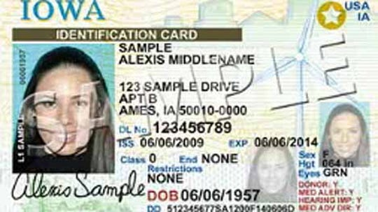 New licenses and state ID cards across the country will look nearly identical to a standard driver's licenses, with the exception of a symbol in the upper right corner indicating that the card is a REAL ID, a new congressionally mandated form of ID that will be required of anyone traveling by air in the fall of 2020.