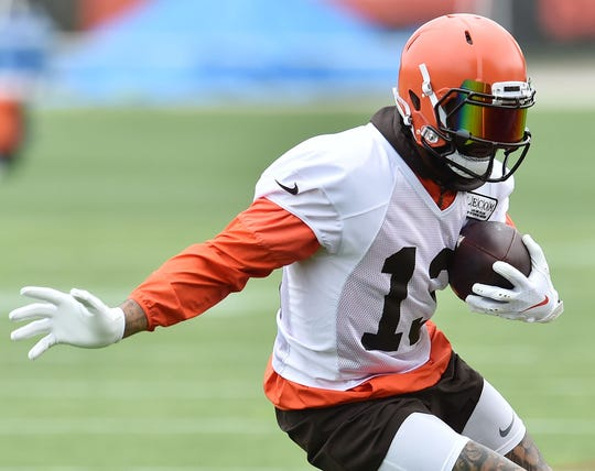 Odell Beckham's presence puts the Browns under the training camp spotlight.