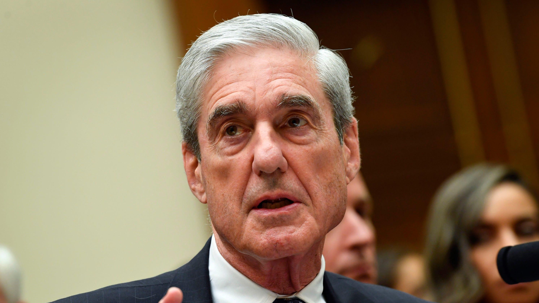 Mueller didn't clear Trump, Fox's Chris Wallace tells Mick