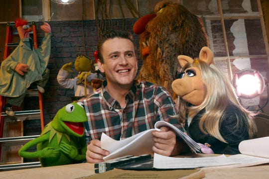 """Thanks to 2011's """"The Muppets,"""" co-starring Jason Segel, characters including Kermit the Frog and Miss Piggy enjoyed a brief resurgence in pop culture."""
